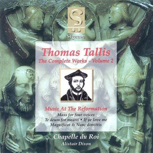 Tallis: The Complete Works, Vol. - Chapelle La
