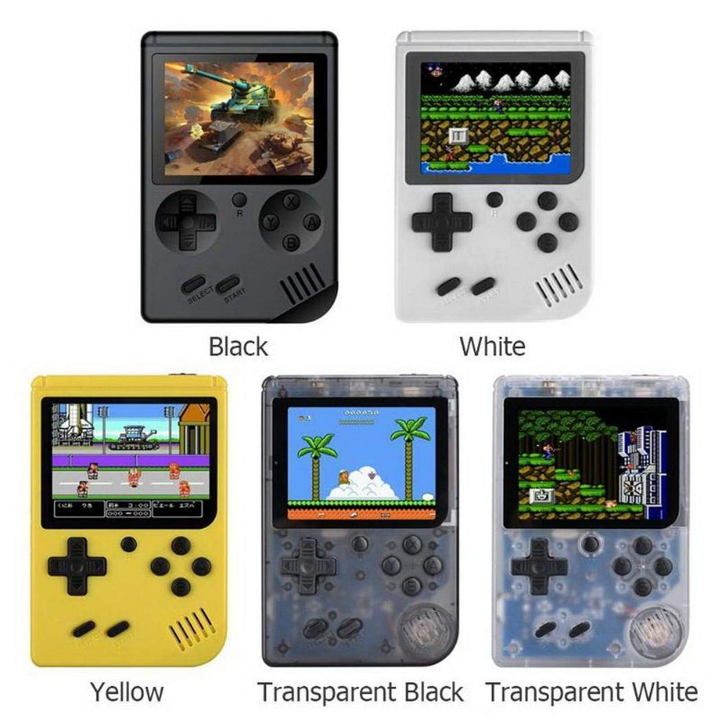 Portable Built-in 168 Games Mini Handheld Game Console by Button cotton (Image #3)