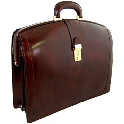 Pratesi Brunelleschi Briefcase - R120 Radica