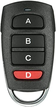 433MHZ Wireless Remote Control Duplicator Cloning Car For Ga L3K6 Door S3O7