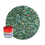 Glitter My World! Fine Glitter Cosmetic Holographic: Mint Julip 3/4 oz Jar