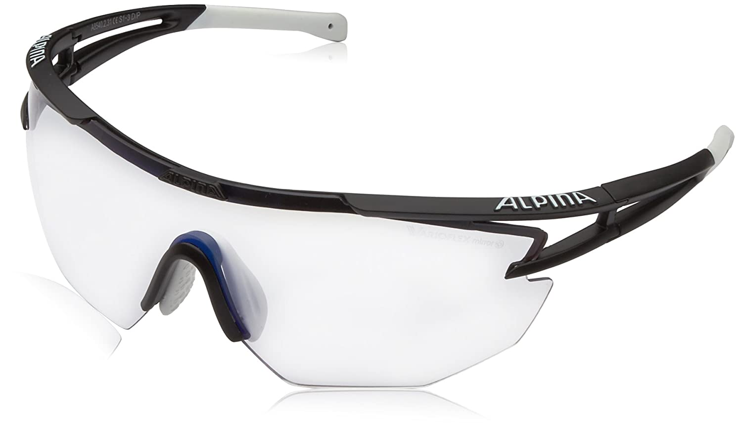 ALPINA Sportbrille Eye-5 Shield VLM+