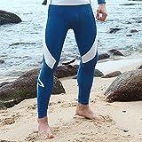 Panegy Men's Quick-dry Full Length Dive Skin