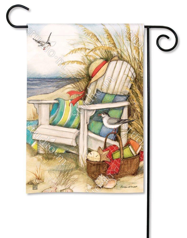 マグネットWorks Garden Flag – Time to Relax B078RZSC1B