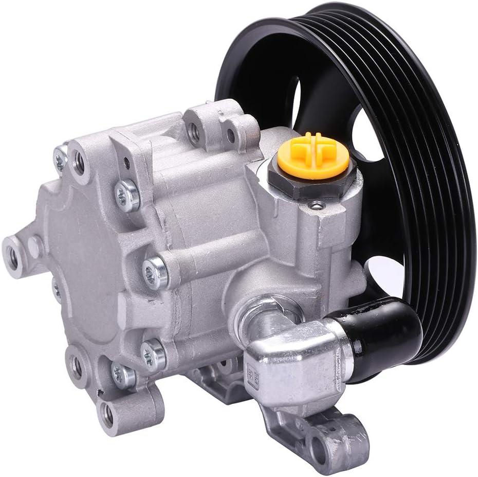 Power Steering Pump Fits for 07-12 Mercedes-Benz GL450,08-12 Mercedes-Benz GL550,06-11 Mercedes-Benz ML350,08-11 Mercedes-Benz ML550 CCIYU 21-120 Power Steering Assist Pump