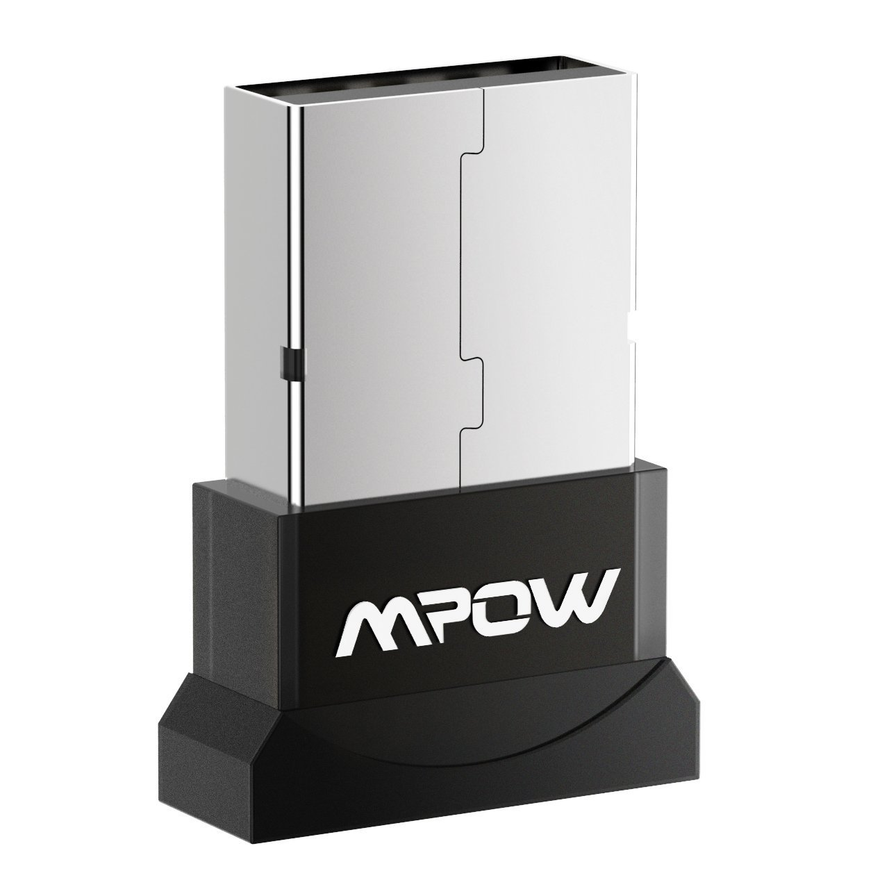 Mpow Bluetooth 4 0 USB Dongle Adapter, Bluetooth Transmitter Receiver  Supports Windows 10, 8, 7, Vista XP 32/64 Bit Laptop PC for Bluetooth  Speaker,