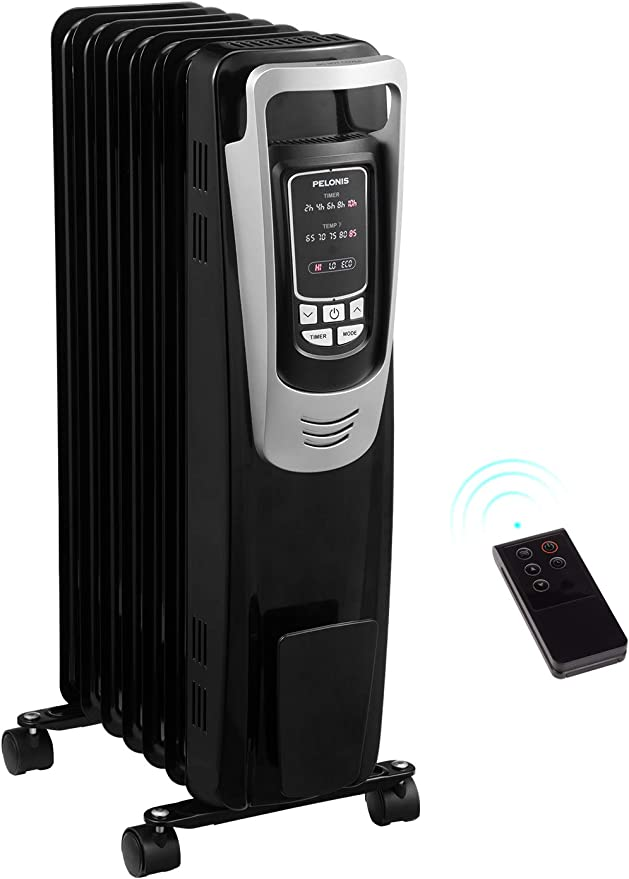 PELONIS Electric 1500W Oil Filled暖气片
