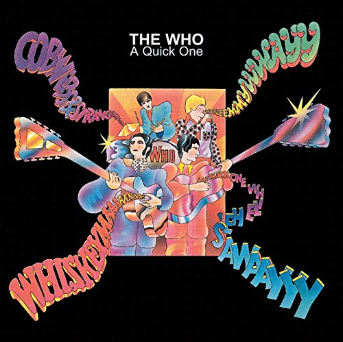 CD : The Who - Quick One (Bonus Tracks)
