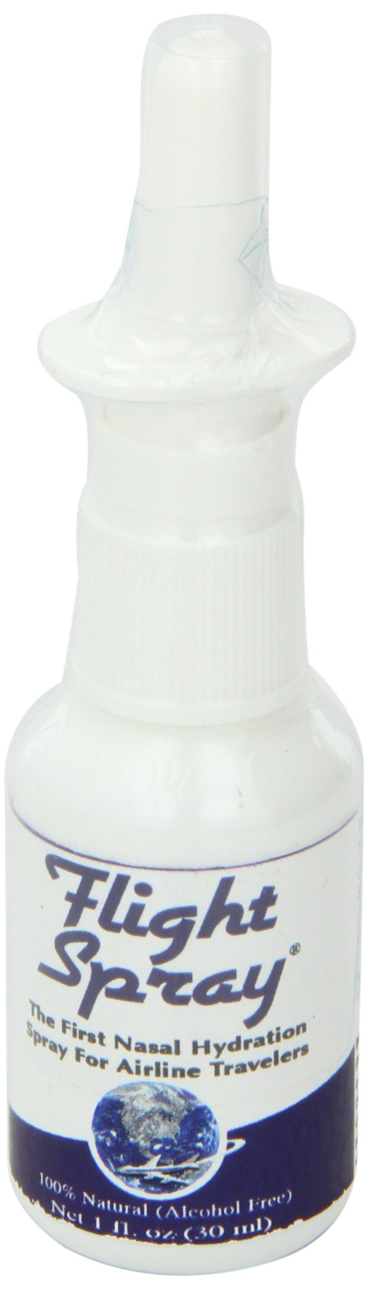 Flight Spray, Nasal Hydration Spray, 1 Ounce Bottle