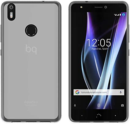 Tumundosmartphone Funda Gel TPU para BQ AQUARIS X/X Pro Color ...