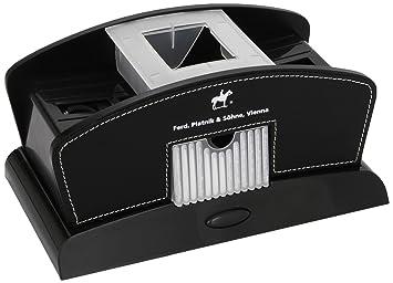 Gibsons Games Piatnik - Mezclador de Cartas automático