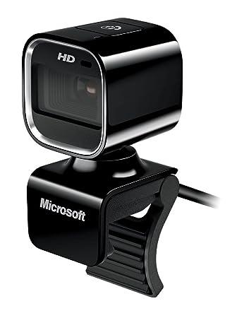 Microsoft LifeCam HD 6000 Webcam für Notebook: Amazon.de: Computer ...