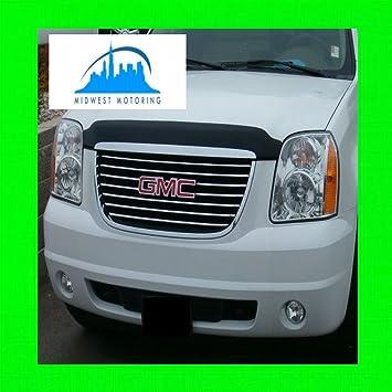 Xl Chrome Gas Tank Fuel Door Cover For Gmc 07 08 09 10 11 12 13 14 Yukon