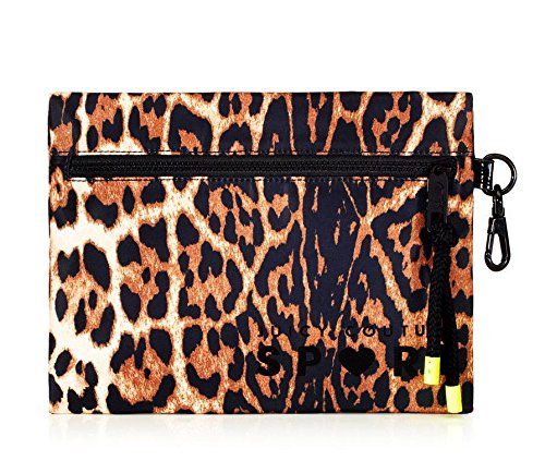 Juicy Couture Sport Bag (Sport Clutch Leopard)