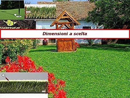 Prato sintetico erba sintetica premium indoor o outdoor