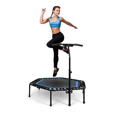 KLAR FIT Klarfit Jumpadalic Pro Cama elástica de Fitness - Factor ...