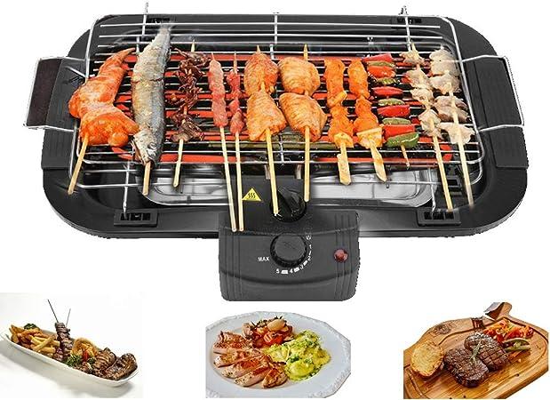 Haute qualité grande taille grille barbecue électrique Grils