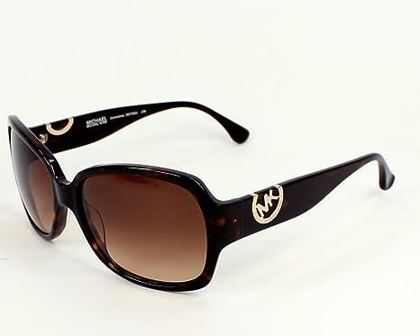 d765b4cc8524d Michael Kors sunglasses M 2769 S Grenadines 206 Acetate plastic Havana  Brown Gradient  Amazon.co.uk  Clothing