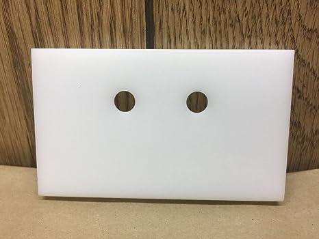 Oshkosh Side Plastic Support 17KP885 Door Wedge