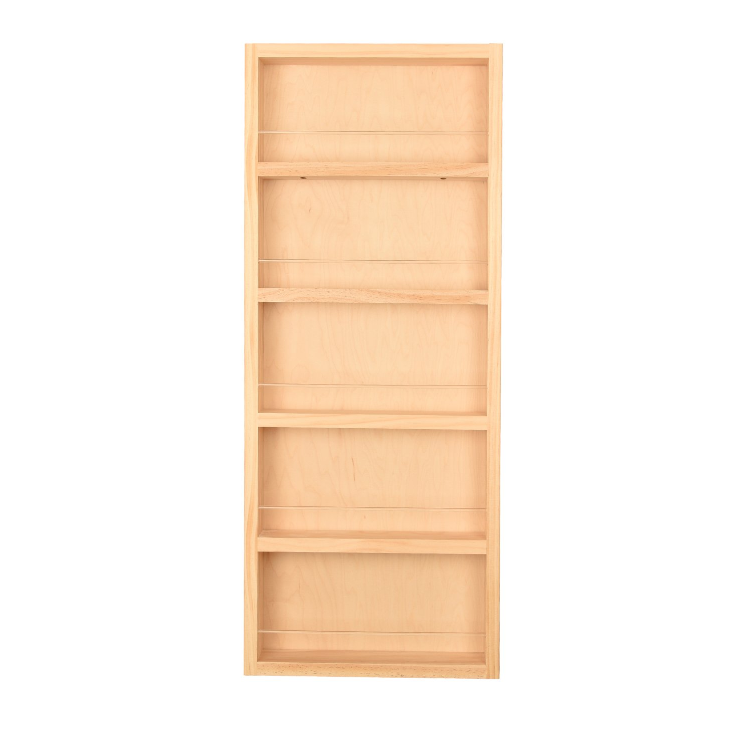 Wood Cabinets Direct Fulton Spice Rack White by Wood Cabinets Direct
