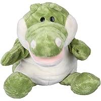 MBZY MarionetasDeMano Puppet Peluche De Animal JugueteparaBebéNiños (Cocodrilo Verde)