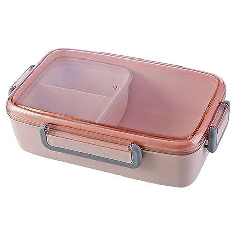 Fiambrera para microondas independiente para niños Bento Box ...