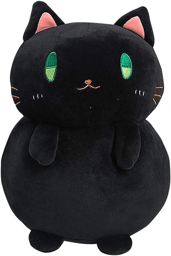 Lanbowo Plush Cats Doll Cute Soft Stuffed Kitten Pillow Doll Toy Gift for Girlfriend Birthday Gift