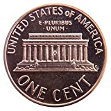 1959 Gem Proof Lincoln Memorial Cent Penny Proof US Mint