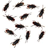 12- Fake Roaches Prank - Cockroach Bugs Look Real Black