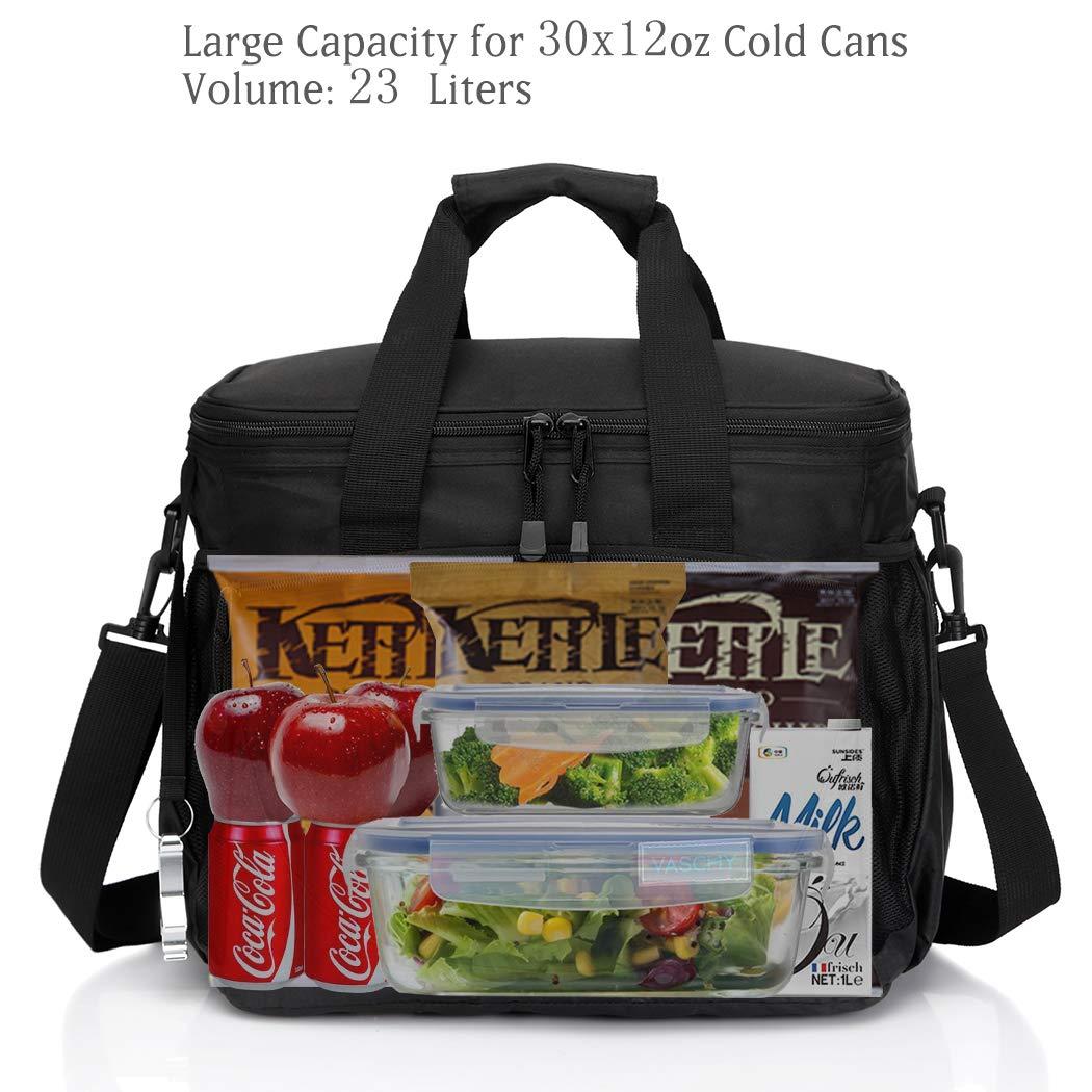 Amazon.com: VASCHY bolsa térmica de 23 litros ...