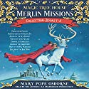 Merlin Mission Collection: Books 1-8 Audiobook by Mary Pope Osborne Narrated by Mary Pope Osborne