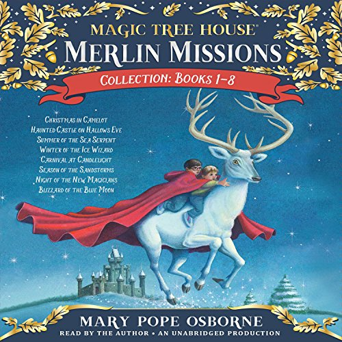 Merlin Mission Collection: Books 1-8]()