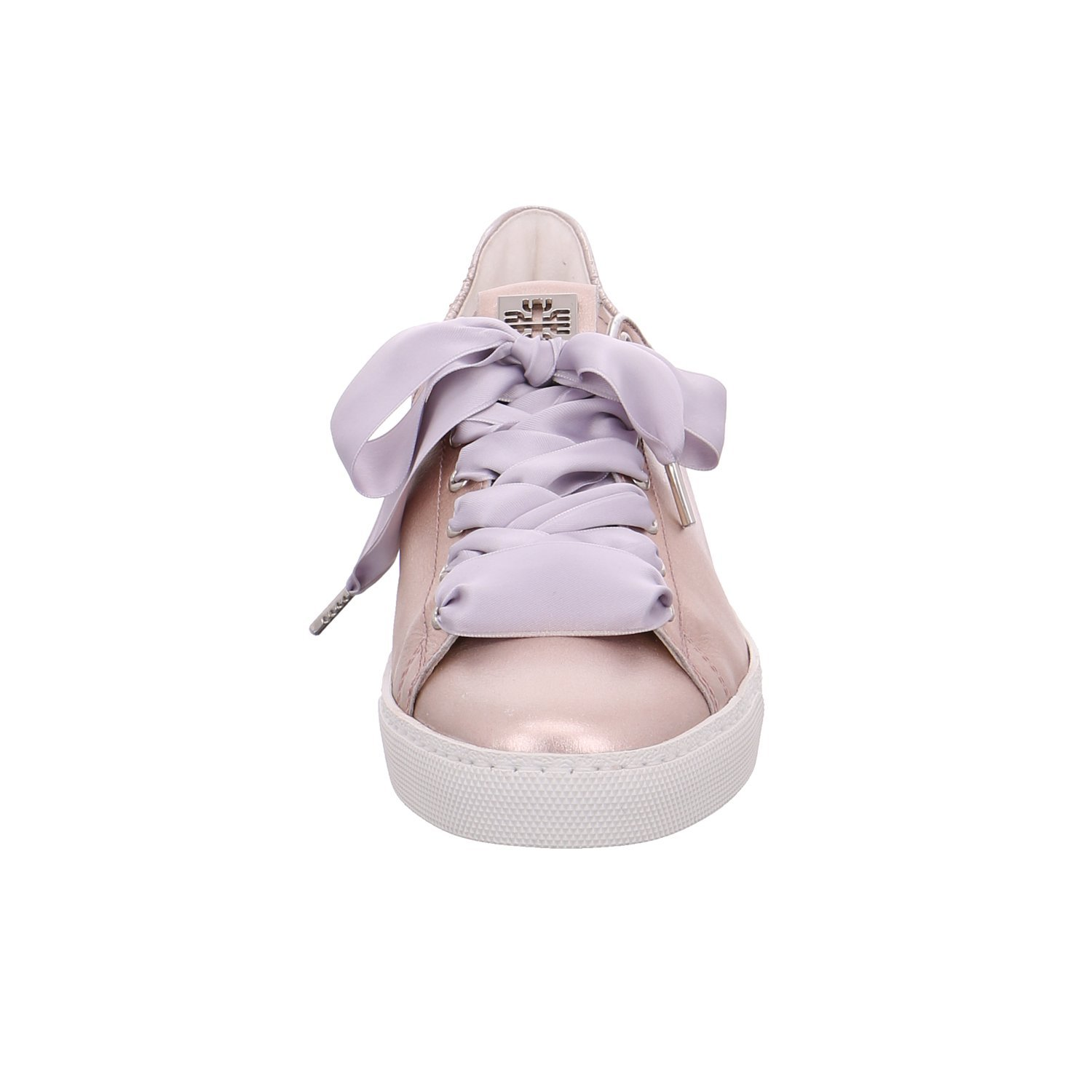 0f13fb48567b Women s HÖGL 3-100351 Rose Gold Swarovski Leather Sneakers HO 4   Amazon.co.uk  Shoes   Bags