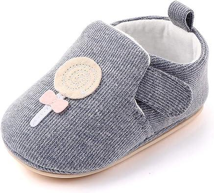 Baby Boys Girls Cartoon Shoes Soft