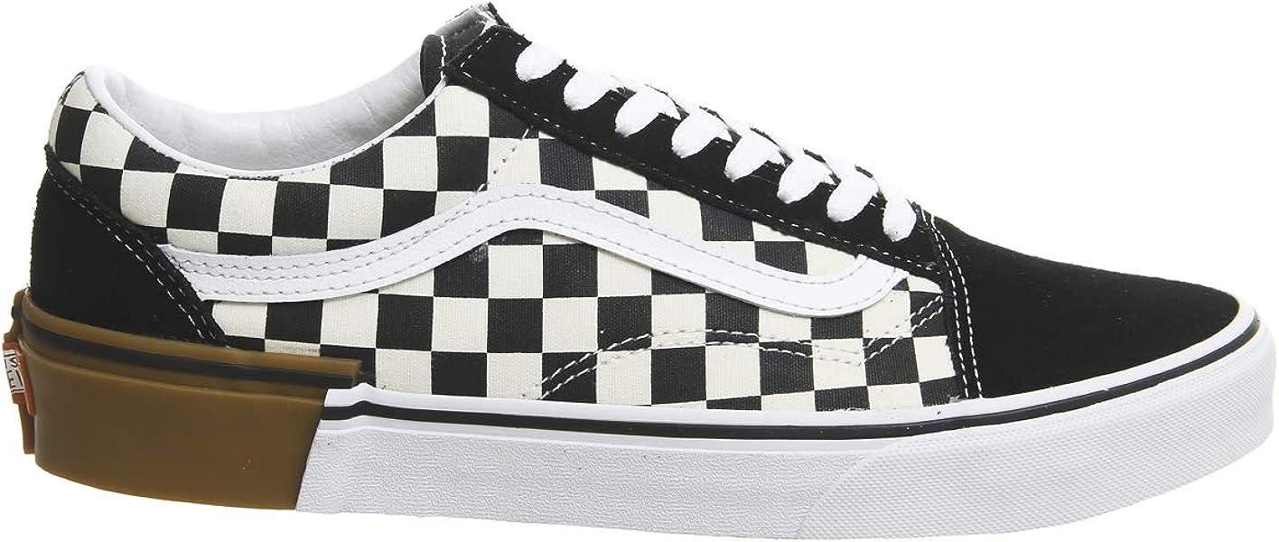Shoes B Old Brown Skool mBlack 5 Women 10 D mUs Cream 11 rdCeWoQxBE