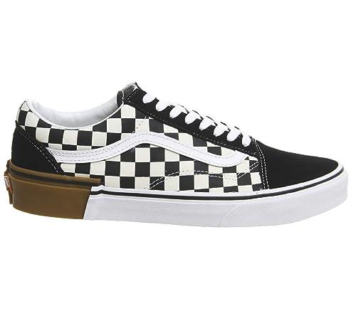 scarpe uomo nere vans old skool