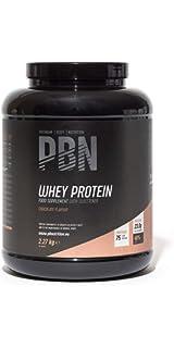 Marca Amazon - Amfit Nutrition Proteína Whey de suero de ...