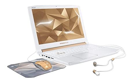 Acer Predator Helios 300 Special Edition Gaming Laptop (Pearl White)