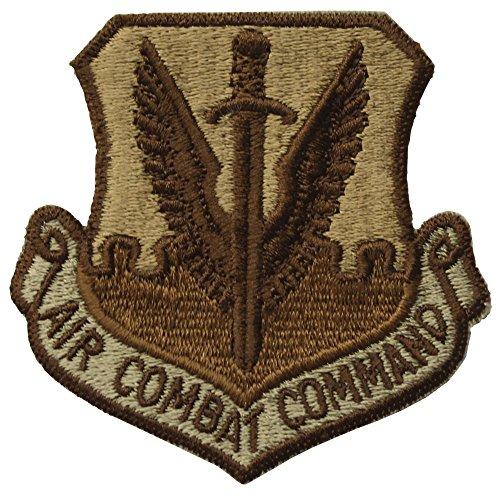 Air Force Air Combat Command Patch Desert (Air Patch Combat Command)
