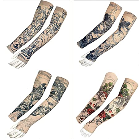 Mangas Tatuajes Falsos, Mangas del Brazo del Tatuaje Mangas del ...