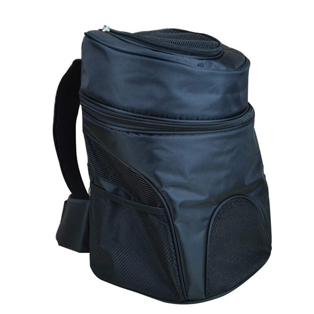 B 36X27X40CM B 36X27X40CM Jian E& Pet Bag Large Pet Bag Teddy Dog Bag Keji Law Fighting Dog Outdoor Out Portable Dog Backpack Carrying Shoulder Small and Medium Large Dog Shoulder Bag (color   B, Size   36X27X40CM)