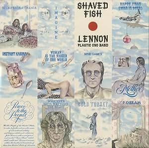 John lennon yoko ono plastic ono band eric clapton for John lennon shaved fish