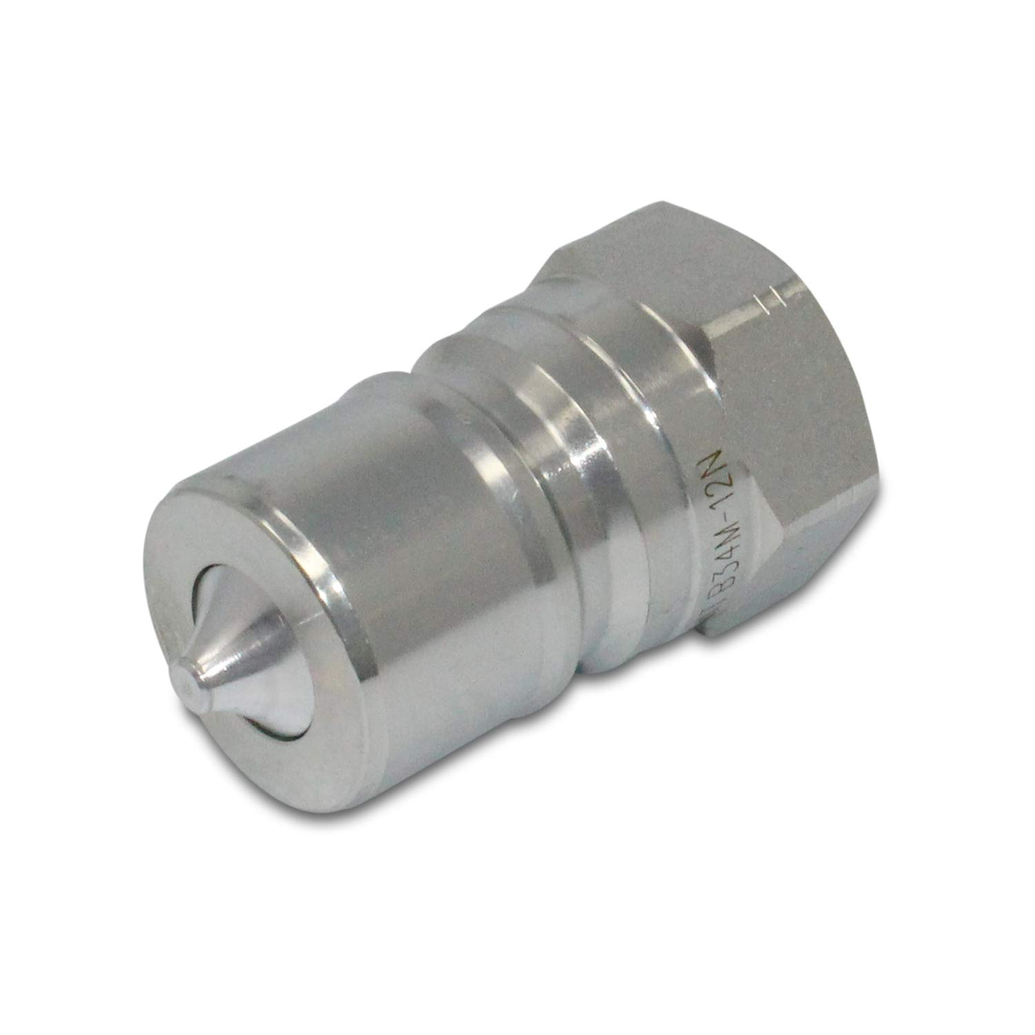 3//4/″ NPT ISO 7241-B Quick Disconnect Hydraulic Male Coupler Summit Hydraulics