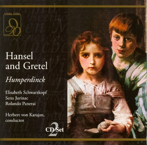 Price comparison product image Humperdinck: Hansel and Gretel ~ Karajan