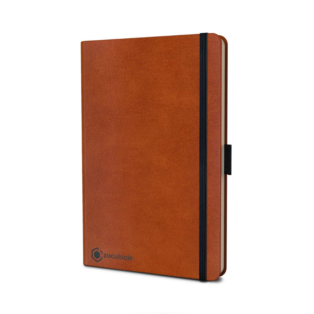 2019 Hardcover Weekly Planner. A5 Weekly and Monthly Premium Quality hardcover and Wood - Free Inner Pages Professional Organizer.