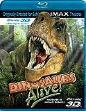 IMAX Dinosaurs Alive! [Blu-ray 3D + Blu-ray]