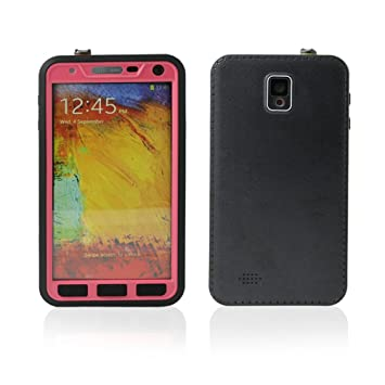 Redpepper Samsung Galaxy Note 3 Carcasa, IP68 Impermeable ...