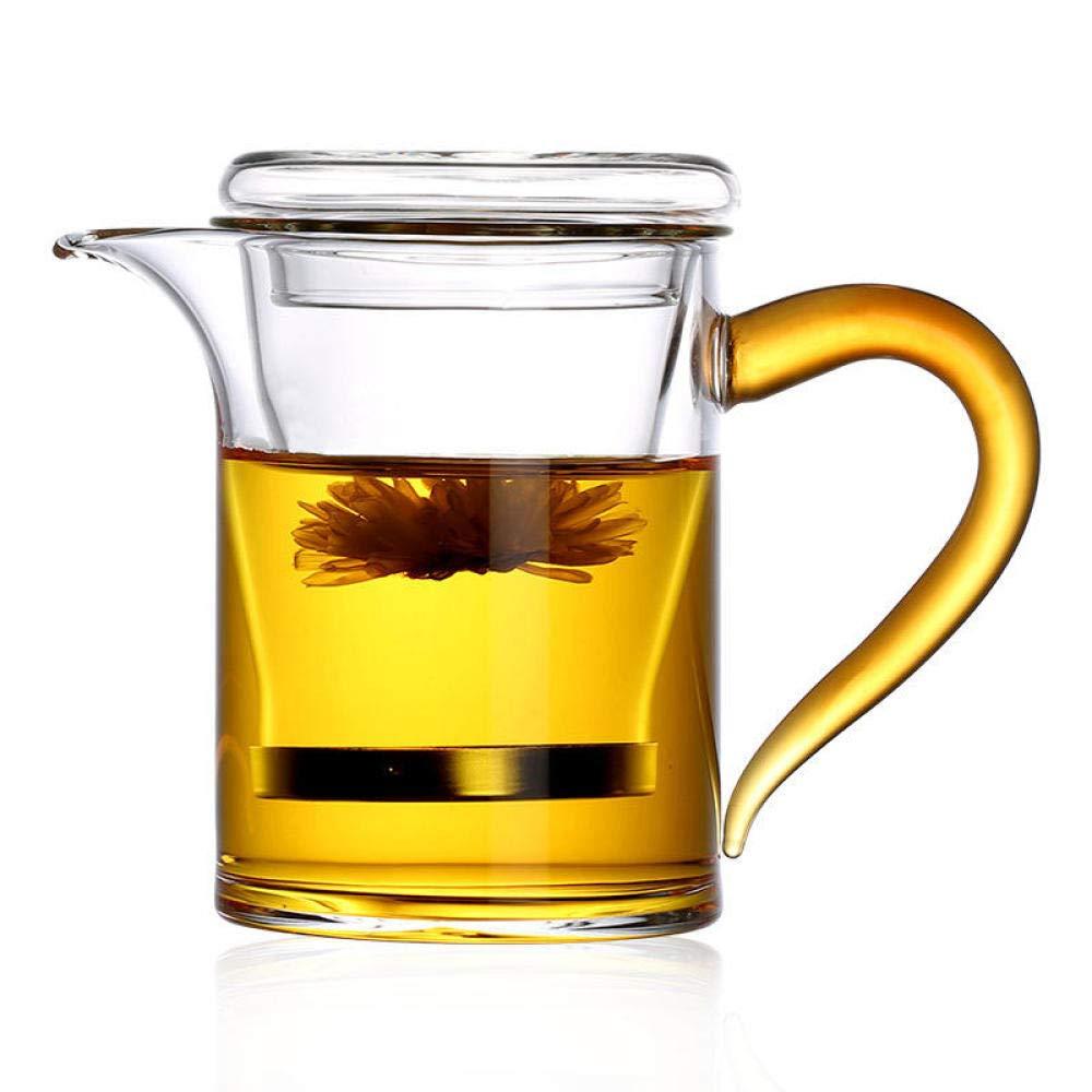 POTOLL Teiera con Filtro Set da tè in Vetro Resistente al Calore e Resistente al tè Prezzi