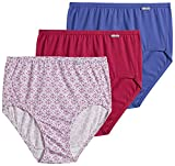 Jockey 3-pk. Elance Brief Panties 1484 6 Pink Assorted