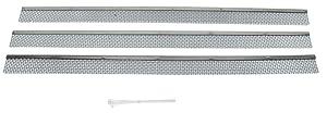 Valterra A10-1310VP Bug Screen (RV for RV Fridge Vents, 1.3″ X 19.6″),1 Pack